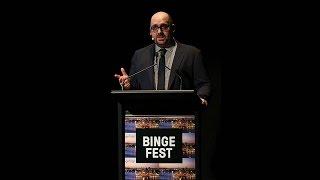 When TV Got High – Chris Borelli, BingeFest 2016