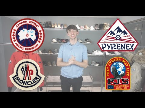 Canada Goose Vs Moncler Vs Parajumpers Vs Pyrenex: Designer Coat Review | Episode #006