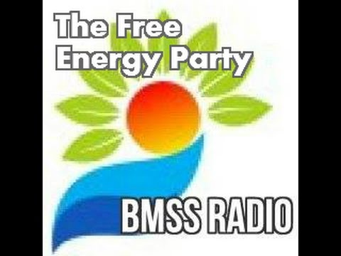 BMSS Radio: The Free Energy Party with Dave Parker