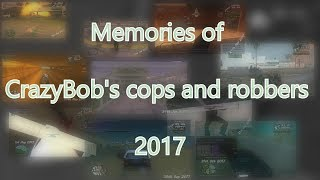 Memories of CrazyBob's CNR (2017)
