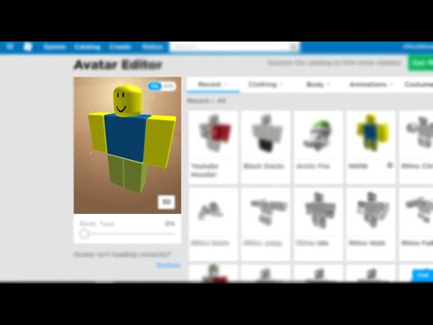 How To Make Roblox Games Look Like Old Roblox How To Look Like Classic Roblox 2006 Character Or Noob After Update Youtube
