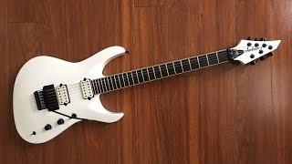 Baixar UNBIASED GEAR REVIEW - modded Jackson Pro Series Chris Broderick Soloist 6-string guitar