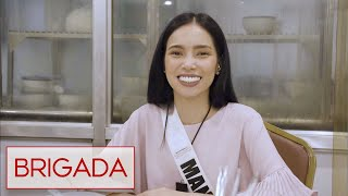 Brigada: Food trip with Miss Manila, Alexandra Abdon!