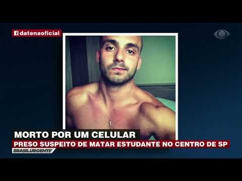 Suspeito de matar estudante após roubo é preso em SP