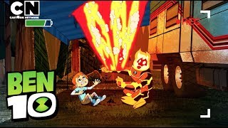 Ben 10 | Camping FAILS! | Cartoon Network