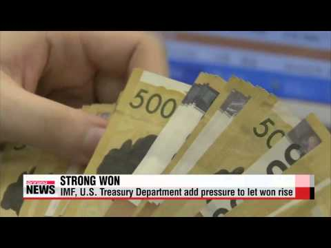 Korean won expected to continue strengthening against U S  dollar