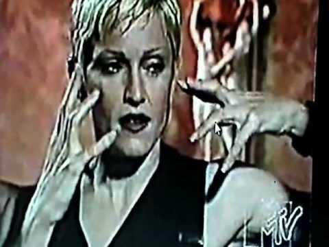 Illuminati Queen Madonnas Morphing Neck Flesh/Bone(s).