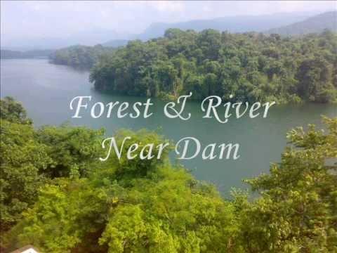 Peechi Dam @ its amazing beauty
