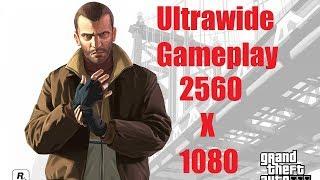 GTA IV - Ultrawide Gameplay (2560x1080) PC Max Settings
