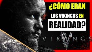 LA HISTORIA REAL DETRÁS DE VIKINGS || EvilSmile