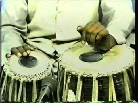 Tabla- Lesson 17- Kaidas #9 of Teen Taal