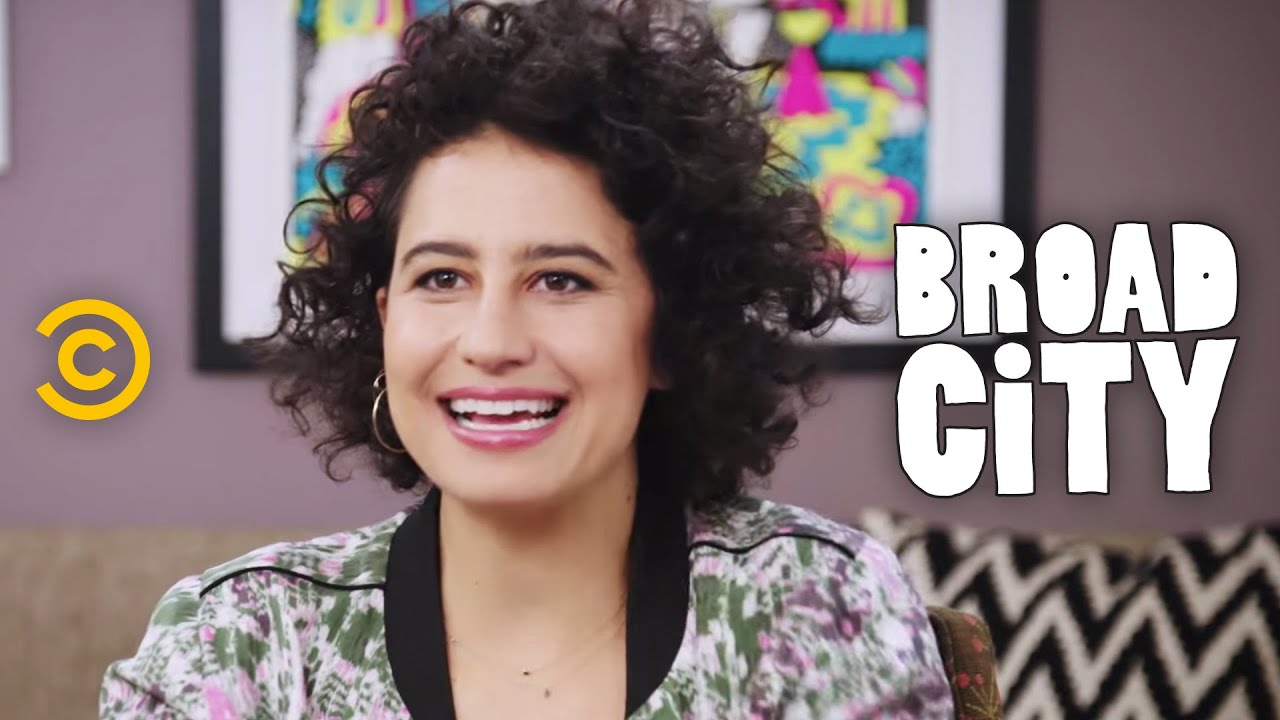 Download Behind Broad City - Animating the Mushrooms Episode