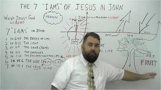The 7 I AṀS of Jesus in John