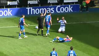Reading v Crystal Palace 2011/2012