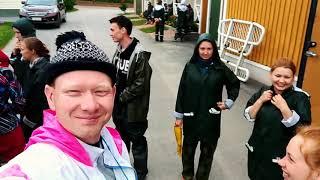 Работа в Финляндии на сборе клубники 2017. Часть 1. Секрет бюджетного путешествия