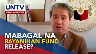 Sen. Villanueva, umaasang mailalabas na lahat ng pondo para sa Bayanihan 2