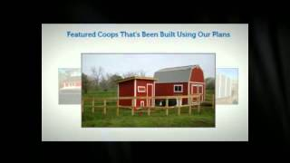 Hen House Plans - Diy Hen House Building