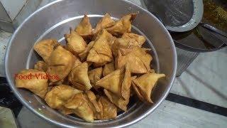 Easy Aloo Samosa Patti Recipe Cooking By My Friend | Evening Snacks Samosa | How to Make Samosa