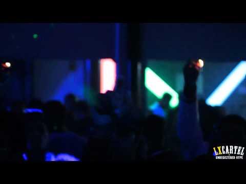 LXCARTEL LIVE ON STAGE -- ALLEN HALLOWEEN (VILA NOVA STO ANDRE)