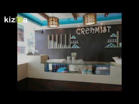 Kizoa Movie   Video   Slideshow Maker: Interiors For Creamist Ice Cream  Parlour @Koramangala