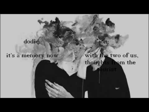 a love song/a non love song // Dodie Clark ft. Jon Cozart lyric video