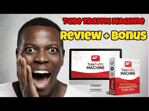 Tube Traffic Machine Review from Real User ⚠️⛔ Don't Buy TubeTrafficMachine without My Bonus . http://bit.ly/2MJ2nrE