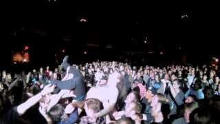 The Roadrunner Pit Cam - Kvelertak Live At Webster Hall