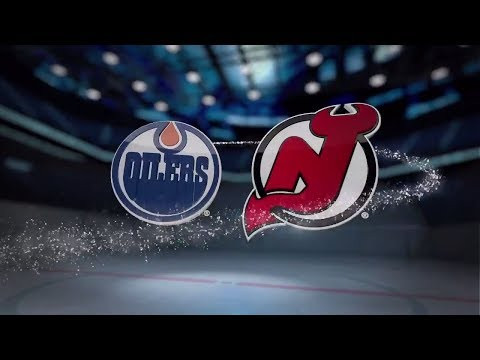 Edmonton Oilers vs New Jersey Devils - November 09, 2017 | Game Highlights | NHL 2017/18.Обзор матча