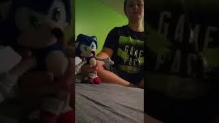 Sonic the hedgehog vs super Mario