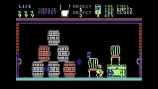 C64-Longplay - Pyjamarama (720p)