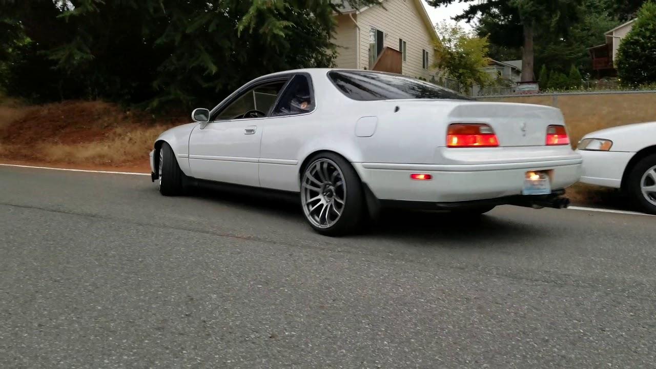 93 Acura Legend Six Speed Coupe