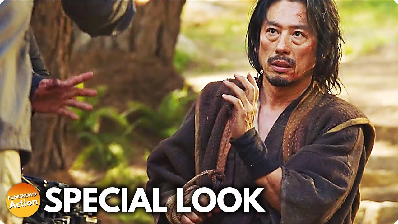"MORTAL KOMBAT (2021) ""Creating the Fight Scenes"" Special Look"