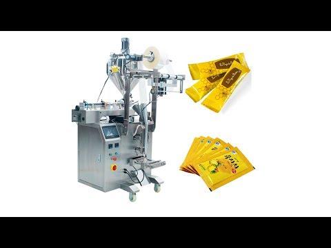 Automatic Sachet Honey Stick Packing Filling Machine - Honey Packing Equipment