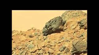 Elongated Skull on Mars plus Bonus - Mars Anomalies 2014