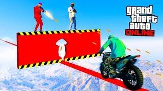 FÜZE İLE UÇAN MOTORLARI DURDUR !! - GTA 5 Online (Sesegel,Ümidi,AliToprak)