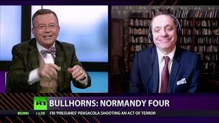 CrossTalk Bullhorns: Normandy Four