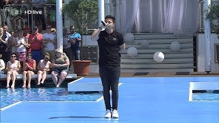 Nico Santos - Goodbye to Love - (Attention: Video faster) - ZDF Fernsehgarten 28.05.2017