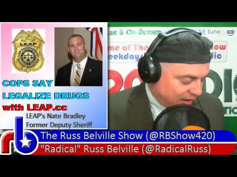 The Russ Belville Show #348 - Nate Bradley on California Initiative Failure for 2014