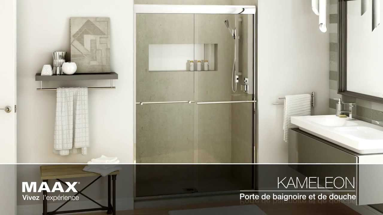 baignoire porte douche beautiful douche italienne sur mesure with baignoire porte douche. Black Bedroom Furniture Sets. Home Design Ideas