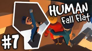 Riding A Big Ball | Human: Fall Flat #7
