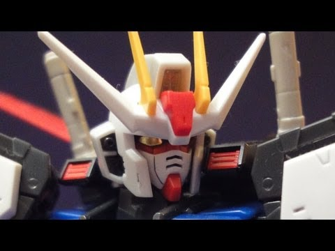 RG Aile Strike (Part 1: Unbox) Gundam Seed gunpla model review