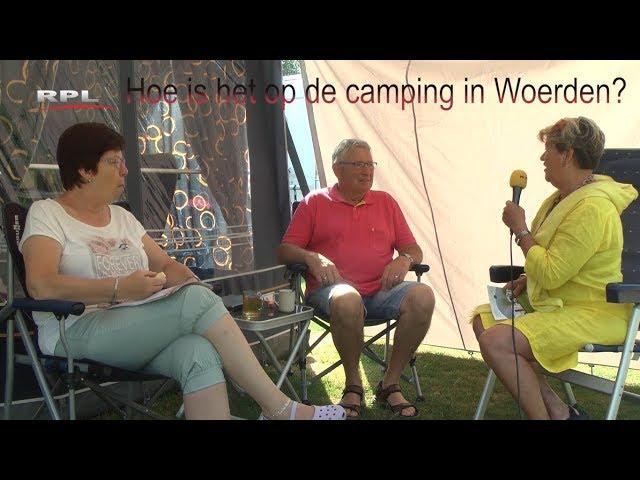 Thea op de camping (1) - Spiegel van Woerden - RPL TV Woerden - 3 september 2018