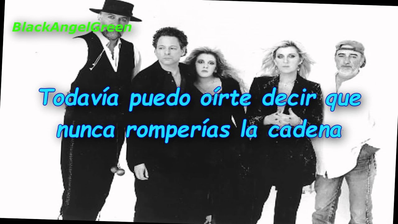 the chain fleetwood mac letra traducida