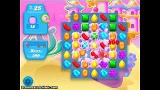 Candy Crush Soda Saga Level 166