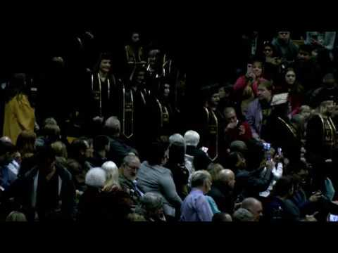 PNW Commencement Ceremony (Afternoon) - 12/08/18