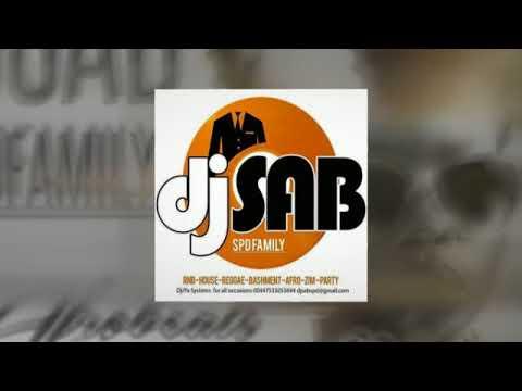DJSAB AFROBEATS MADD MIX VOL1