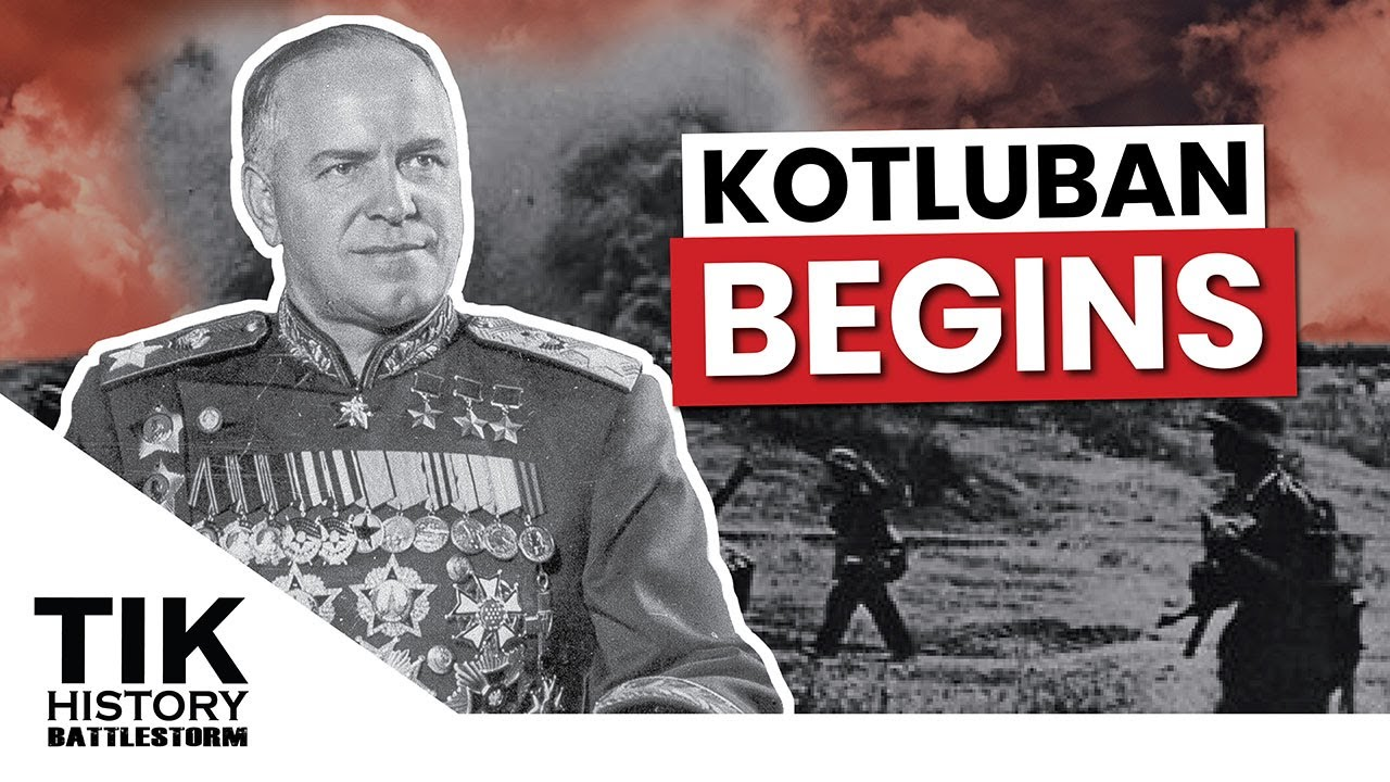 Zhukov's 1st Kotluban Offensive Begins   BATTLESTORM STALINGRAD S5 E15