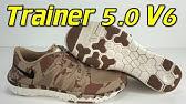 87b305409bb Nike Free Trainer 5.0 V6 SKU 8484149 - YouTube