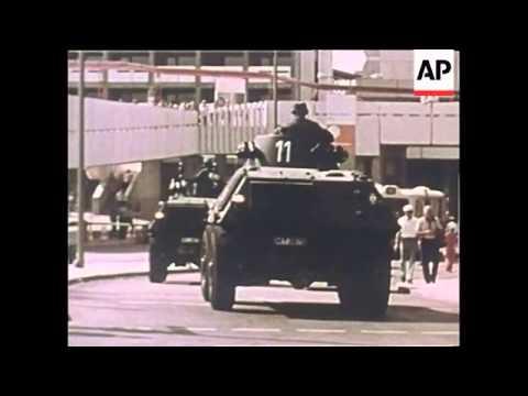 1972 Attack On Israeli Team Is Commemorated