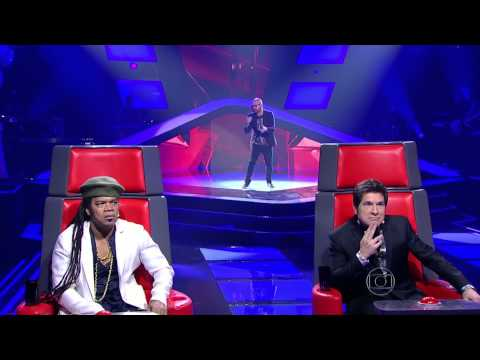 The Voice Brasil - Dudu Fileti tem Segunda Chance